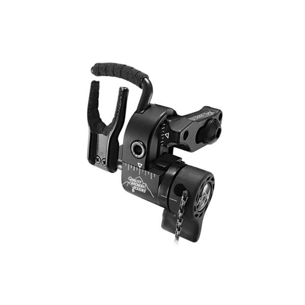 QAD Archery - Appuie-flèche Ultrarest Hunter HDX Tactical pour gaucher