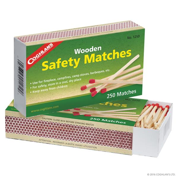 Coghlan's - Wooden Safety Matches