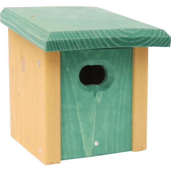 Latulippe - Nichoir à oiseaux Appentis pour hirondelles