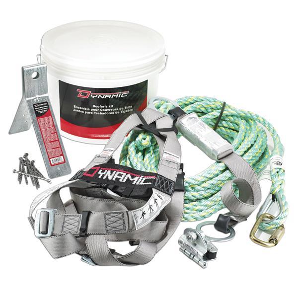 Dynamic Safety - B-Compliant Basic Roofer's Kit