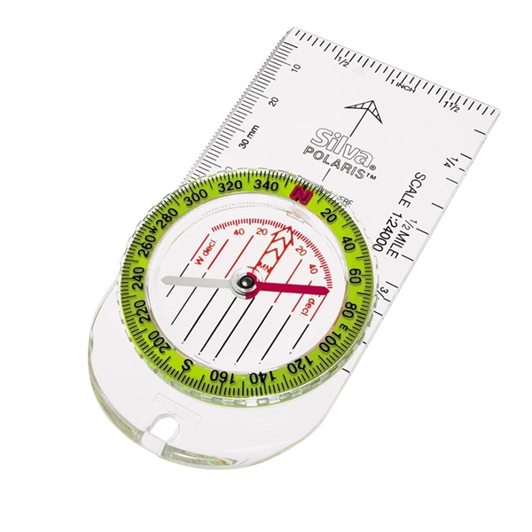 Silva - Silva Polaris (Hi-Vis) Metric Compass