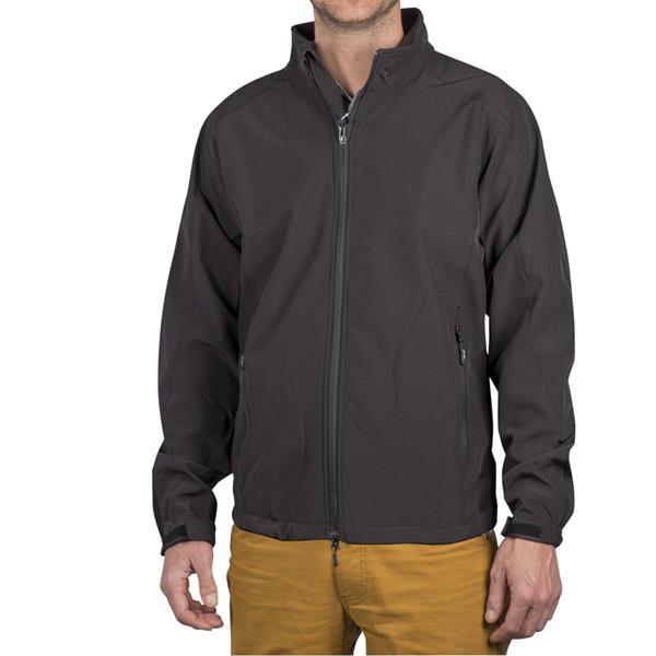 GKS - Manteau imperméable à coquille souple 88-021 pour homme