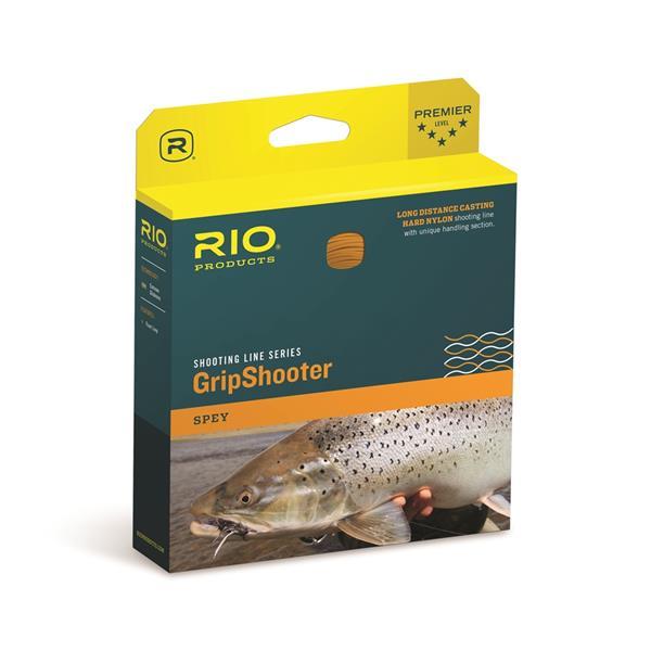 Rio Products - Soie de raccordement à moucher Gripshooter