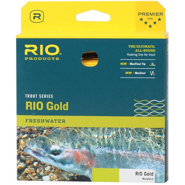 Rio Products - Soie à moucher Rio Gold