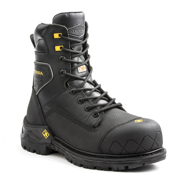 Terra - Men's Sawtooth Safety Boots