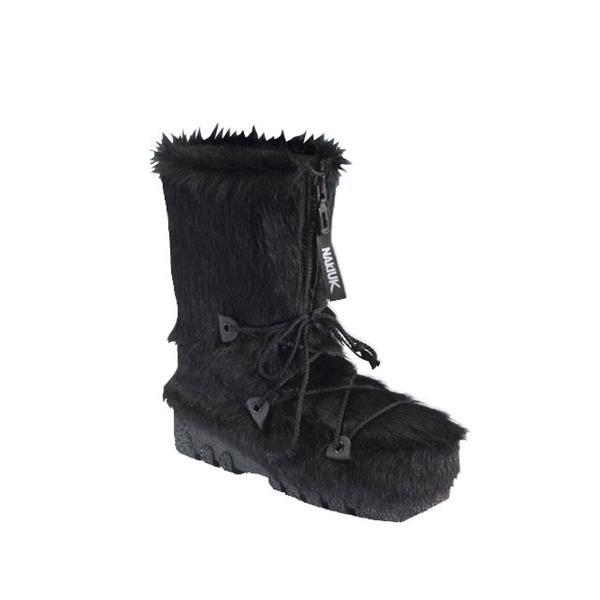 Nakiuk - Men's 47021 Cow Fur Boots