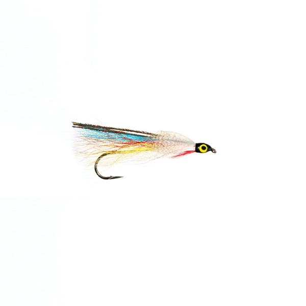 Mouches Neptune Flies - Mouche Streamer Silver Doctor