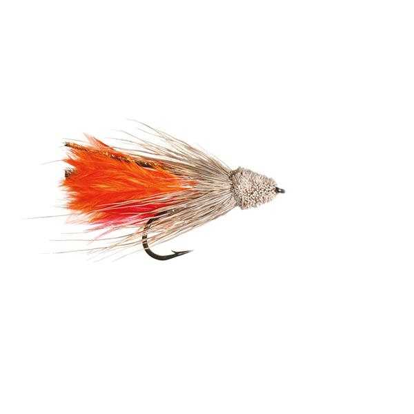 Mouches Neptune Flies - Muddler Marabout Fly