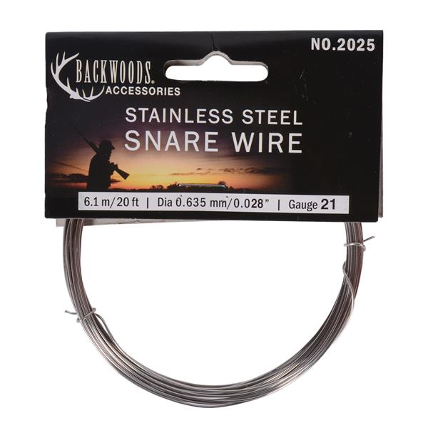 Emery - Stainless Steel Snare Wire