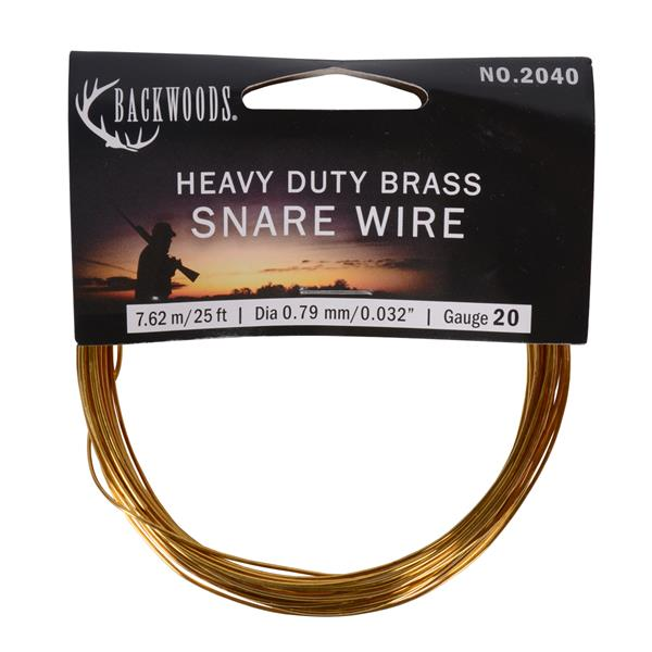 Emery - Brass Snare Wire