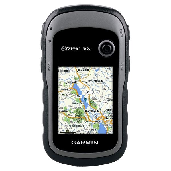 Garmin - eTrex 30x GPS