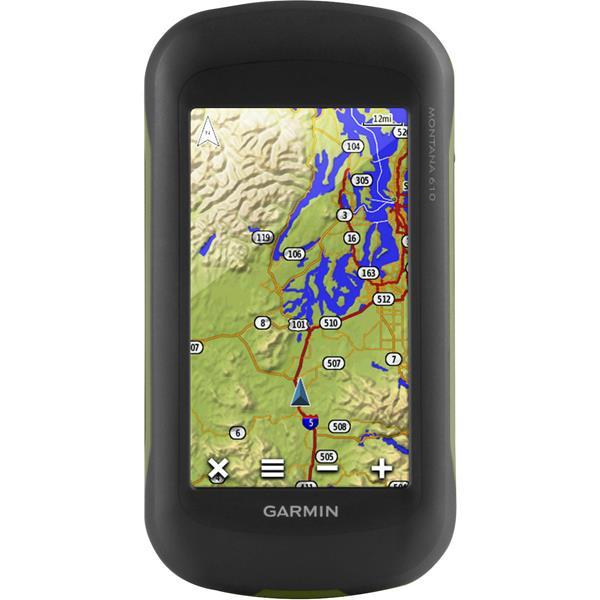 Garmin - GPS Montana 610
