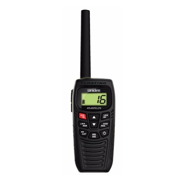 Uniden - Radio maritime Atlantis 270