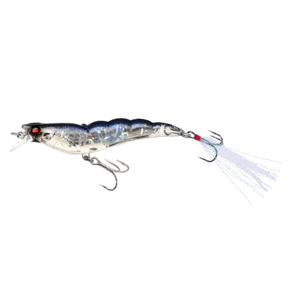 Yo-Zuri - Crystal 3D Shrimp Slow Sinking 3 1/2in