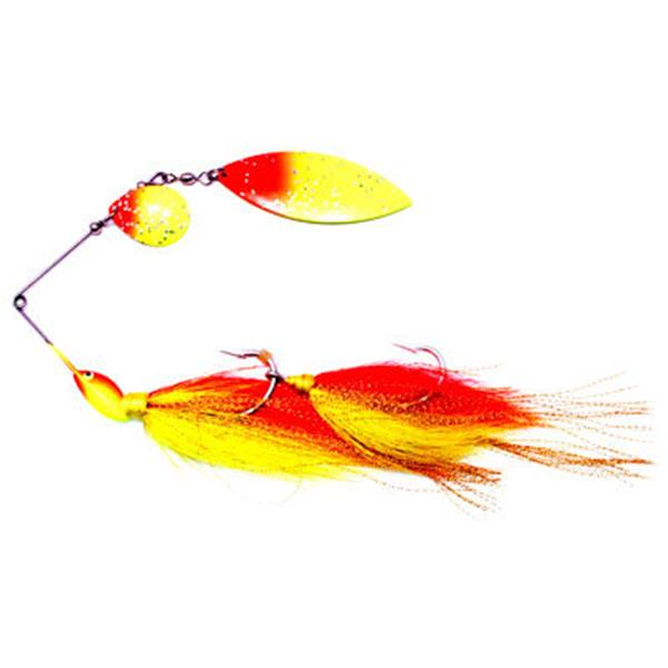 Northland Fishing Tackle - Leurre Bionic Bucktail Spinnerbait