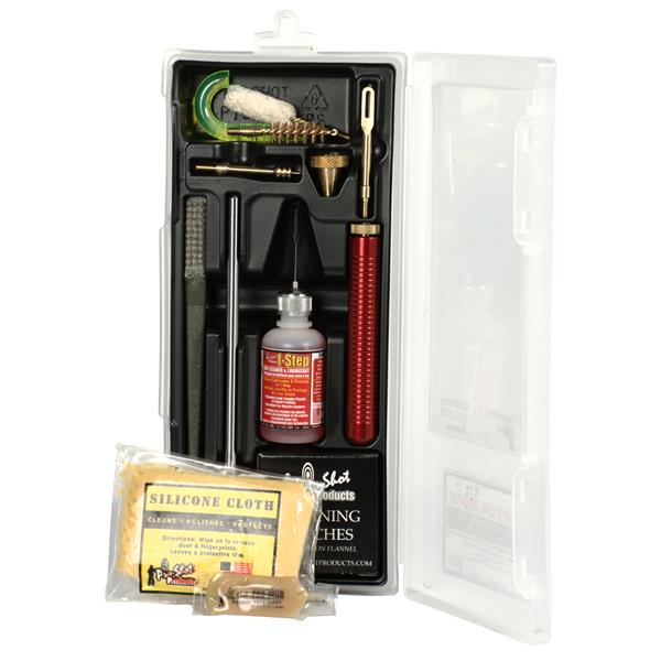 Pro-Shot Products - Ensemble de nettoyage pour pistolet calibre .38-357 / 9mm