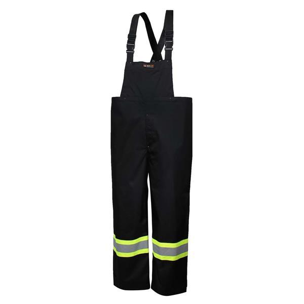 10/4 Job - Men's 87-R-99-2-REF Reflective Waterproof Pants