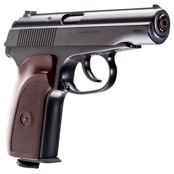 Umarex - Pistolet à air comprimé Makarov Ultra