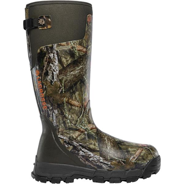 LaCrosse - Men's AlphaBurly Pro Mossy Oak Break Up Country 1000g Boots