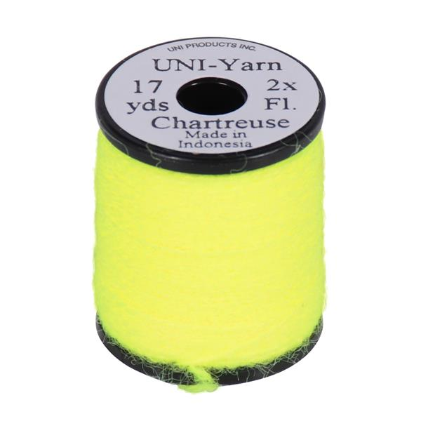 UNI-Products - Fil UNI-Yarn Fluorescent 2 brins 17 vg