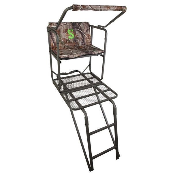 Summit Treestands - Mirador Crush Series Solo Pro