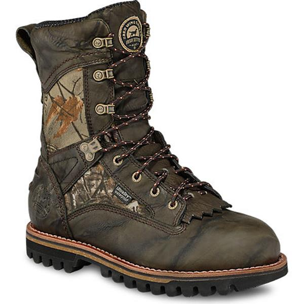Irish Setter - Men's Elk Tracker Hunting Boots