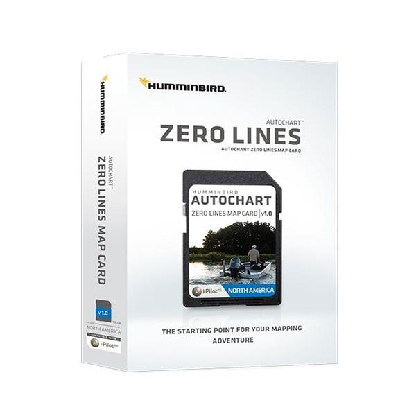 Humminbird - Carte SD Autochart Zeroline
