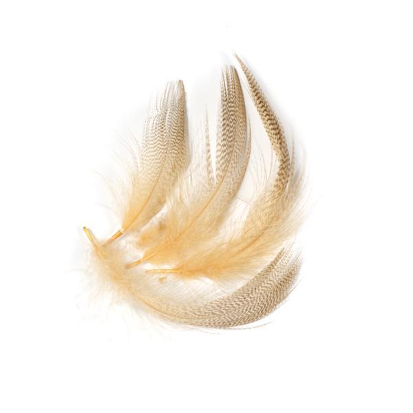 SHOR Fishing - Plumes de flanc de mallard teintes