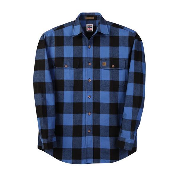 Big Bill - Men's Flannel Shirt