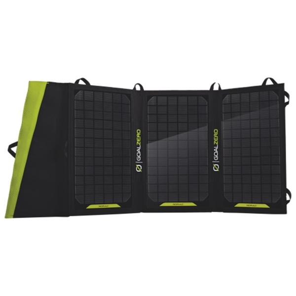 panneau solaire nomad 20 goalzero latulippe. Black Bedroom Furniture Sets. Home Design Ideas
