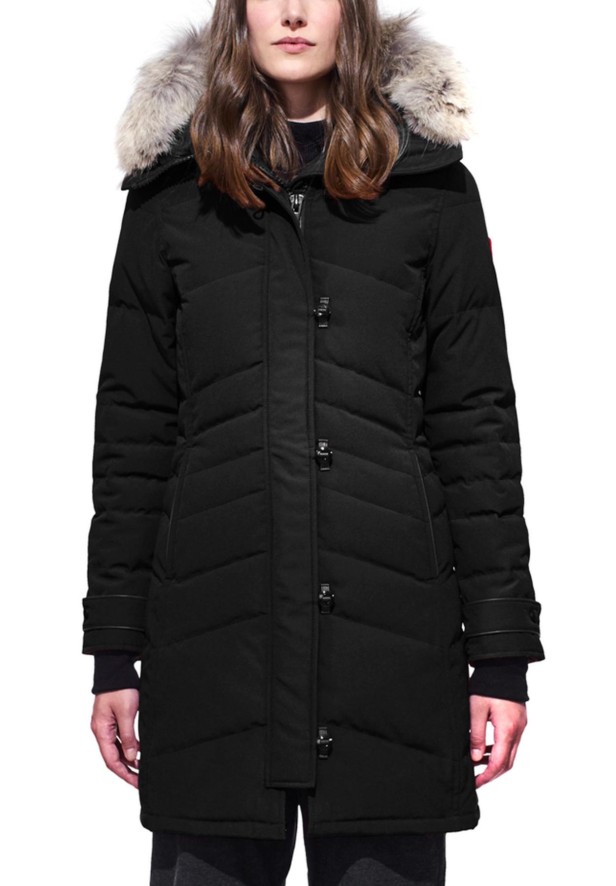 canada goose femme manteau
