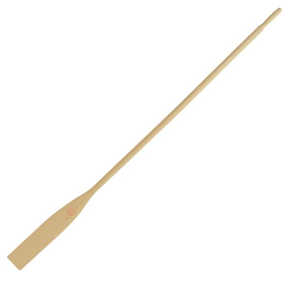 Quessy - Varnished Spruce Paddle 8 ft