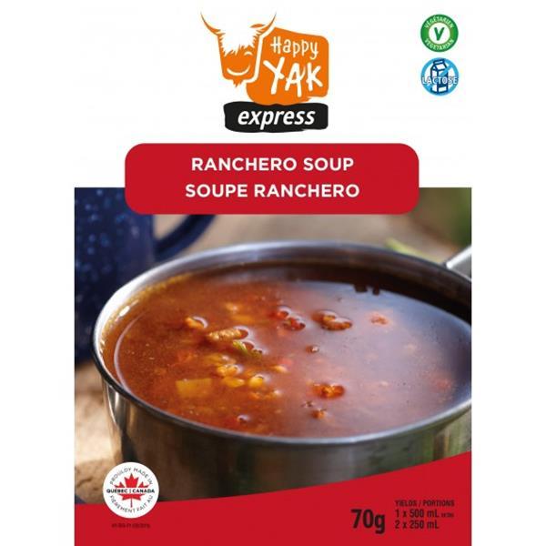 Happy Yak - Ranchero Soup
