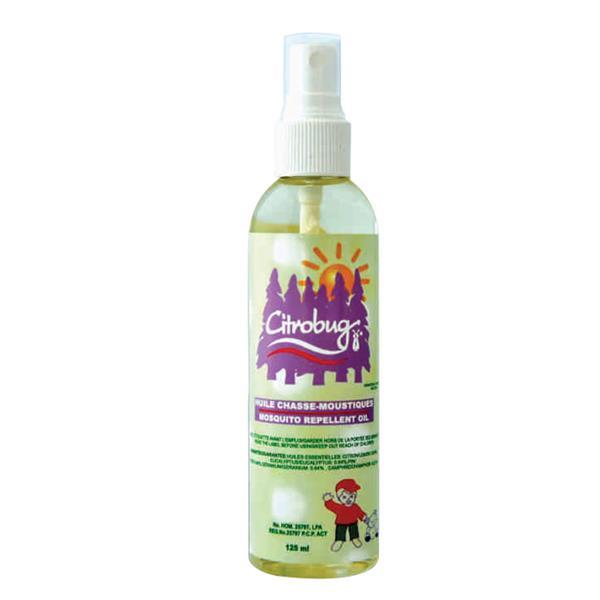 Citrobug - Children's Mosquito Repellent 125 ml