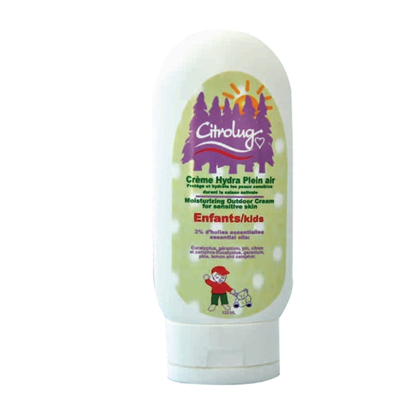 Citrobug - Kid's Hydra Cream 120 ml