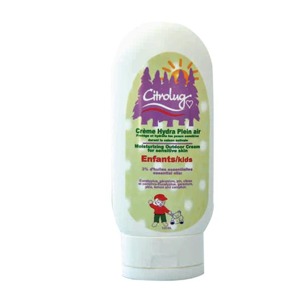 Citrobug - Kid's Hydra Cream 120 ml