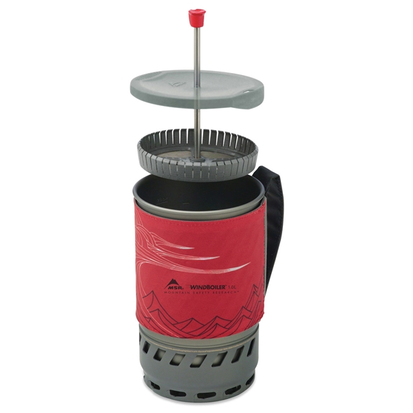 MSR - Cafetière à piston WindBurner 1L