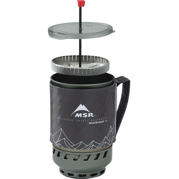 MSR - Cafetière à piston WindBurner 1.8 L
