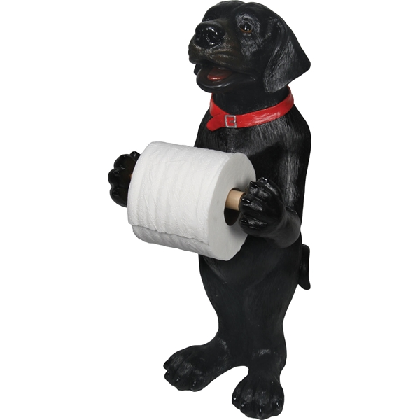 Rivers Edge Products - Labrador Toilet Paper Holder