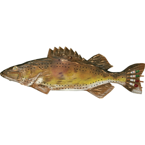 Rivers Edge Products - Fish Cribbage Board