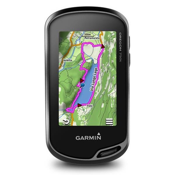 Garmin - Oregon 750t GPS