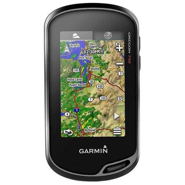 Garmin - GPS Oregon 750