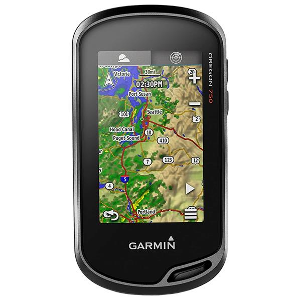 Garmin - GPS Oregon 750