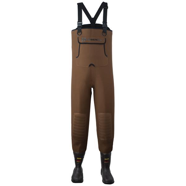 Hodgman - Bottes-pantalon Caster Neoprene Cleat pour homme