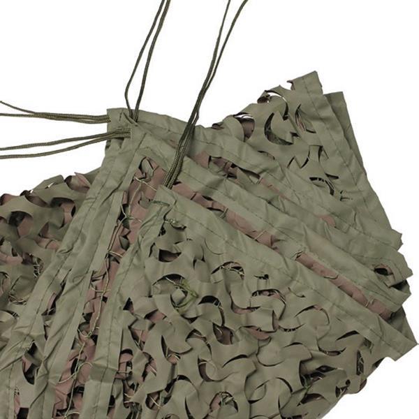 Bushline Outdoor - Filet de camouflage 601