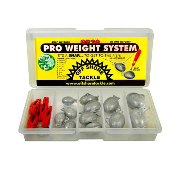 Offshore - Pro Weight System OR-20