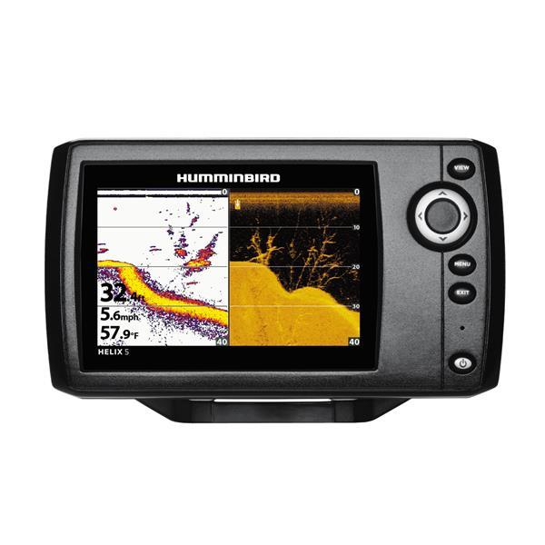 Humminbird - Helix 5 DI G2 Sonar