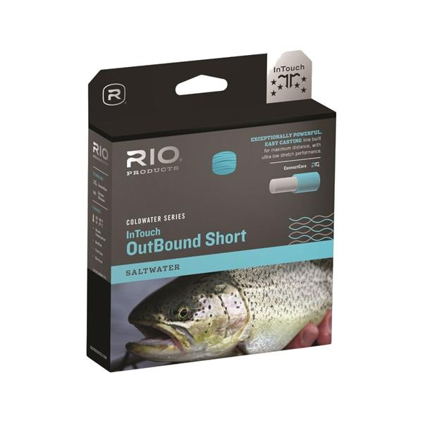 Rio Products - Soie à moucher Intouch OutBound Short Saltwater
