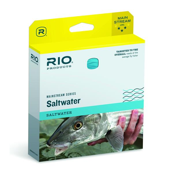 Rio Products - Soie à moucher Mainstream Saltwater