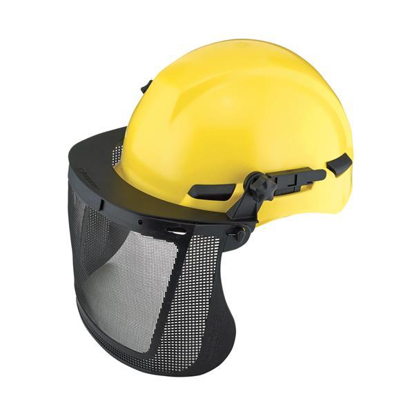 Dynamic Safety - Metal Grid Visor